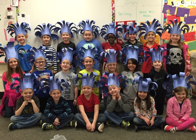 Throop Celebrates Dr. Seuss!